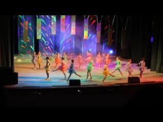 12 марта 2017г. Юбилейный концерт ансамбля эстрадной акробатики