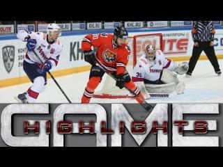 3.12.2016 / Amur vs SKA / Highlights