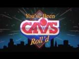 Кливленд Кавальерс  в стиле 80-ых.