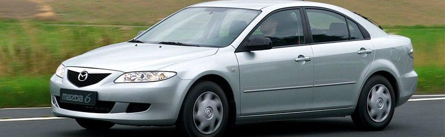 Mazda объявила об отзыве автомобилей из России