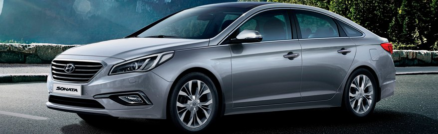 Hyundai Sonata переживет обновление перед приходом в Россию
