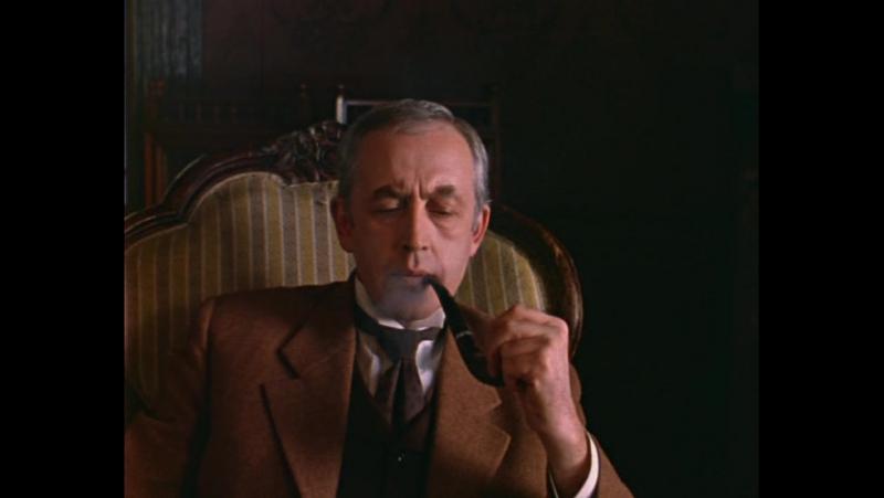 Приключения Шерлока Холмса и доктора Ватсона: Двадцатый век начинается. 1 серия (1986)