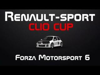 Renault-sport Clio Cup [Forza Motorsport 6]