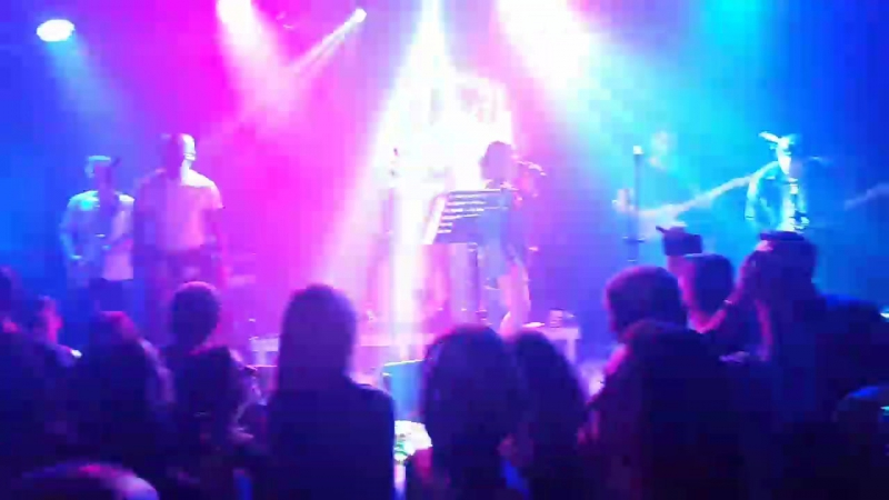 Kylieee Cant Get You Out of My Head Live Cover by Soul Project