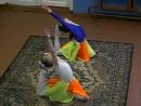 Гимнастический танец посвящённый дню 8 Марта. Н-Койдокурская школа. 07.03.17.