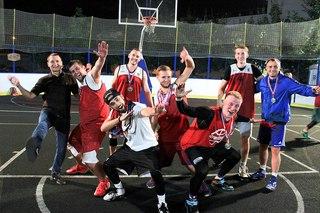 Финал Летней Баскетбольной Лиги