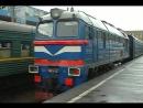 ДПМ1 - последний дизель-поезд в Москве