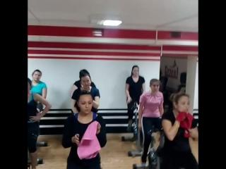 Сайкл аэробика @drive.fitnessclub.kostanay  Мы боримся против жидких лях,мы за то,чтобы они были подтянутыми и сочными сайкл