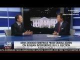 Жаркий спор о Путине разразился в прямом эфире американского канала FOX