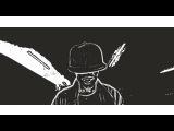 Moon Lighting Rap Music Video Produced by DJ Fckm Ft. Lanky Lank Dopetrackz