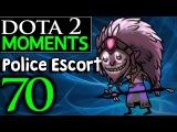 Dota 2 Moments #70 - Police Escort