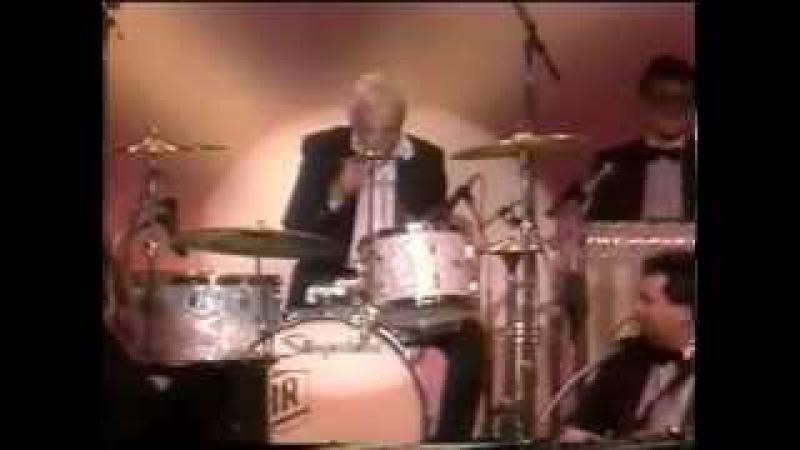 Buddy Rich plays Hawaiian War Chant