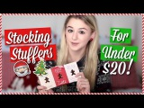 Stocking Stuffer Ideas for Under $20 24 Days of Chloe Chloe Lukasiak