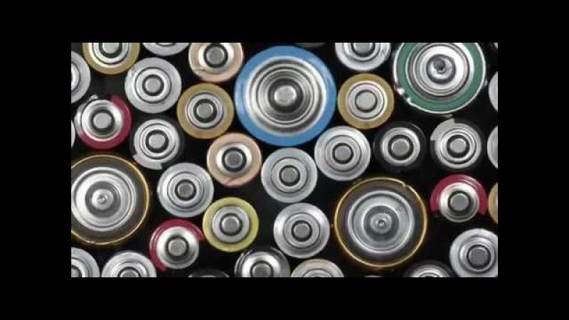 Удобрения из батареек ( Сделано из вторсырья )