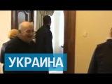Губернатор Закарпатья Москаль обрушился с бранью на пенсионеров-просителей