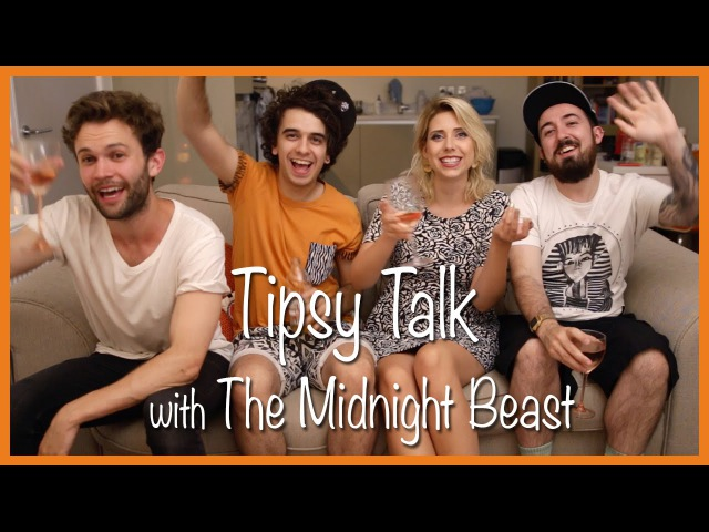 Tipsy Talk with The Midnight Beast