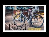 Самовар FIX на треку. +Fixed BIKE. Lviv Fixed Gear