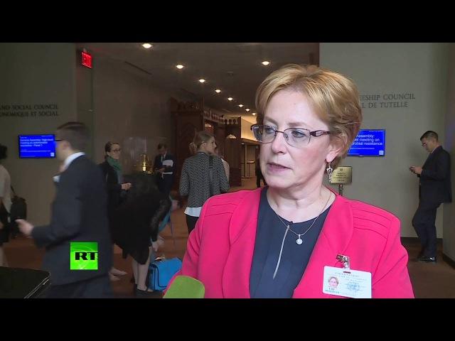 Скворцова в интервью RT о государственной стратегии по борьбе с антимикробной резистентностью