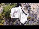 Base Jump FAIL ‼ Tonsai Thailand