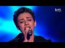 Лусине Кочарян Армянская народная песня - выбор вслепую - Голос страны 7 сезон