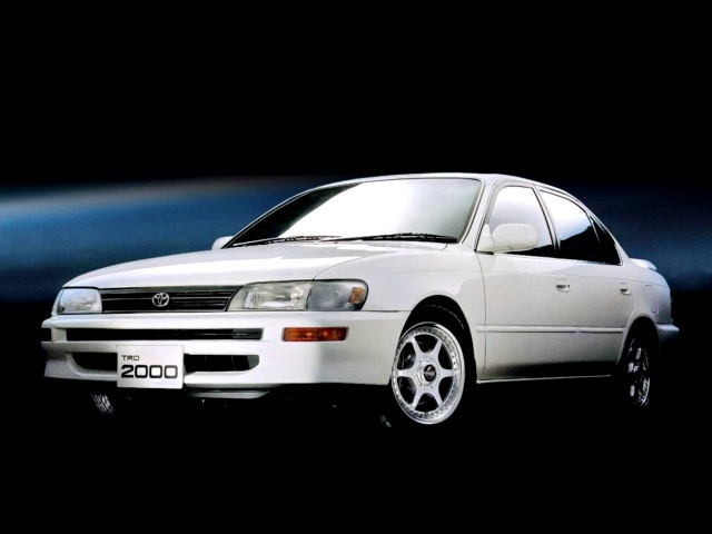 Toyota Corolla TRD2000 AE101 '1994