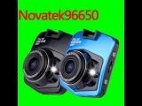 Видеорегистратор Novatek Mini Car DVR Camera GT300