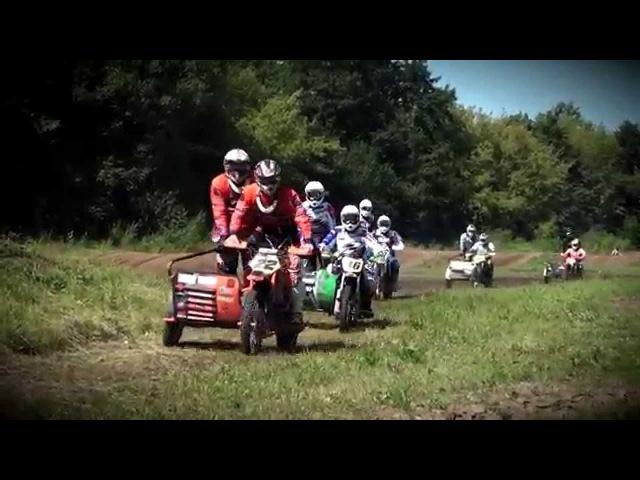 Lietuvos motokroso cempionatas III-etapas 750sp klase Panevezys 2014