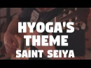Saint Seiya Hyoga's Theme on Fingerstyle by Fabio Lima