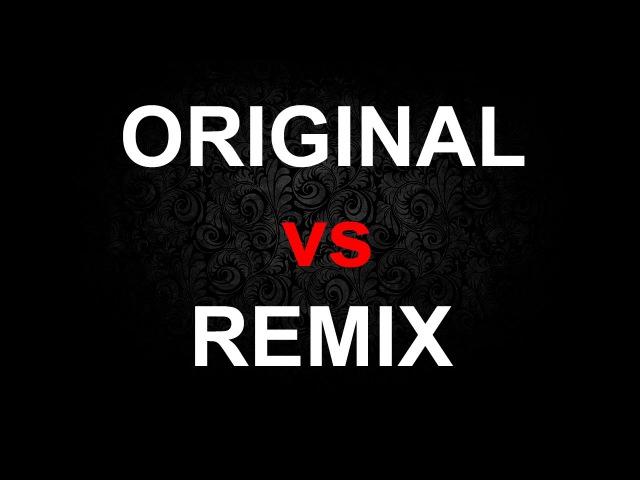 ORIGINAL VS REMIX. Sergey Nevone, Simon O'Shine – Extraterrestrials
