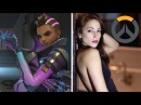 New! All 23 Overwatch Voice Actors in Real Life! Updated Version