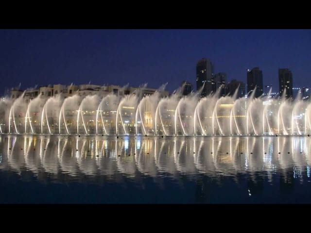 I WILL ALWAYS LOVE YOU (DUBAI UAE DANCING FOUNTAIN)