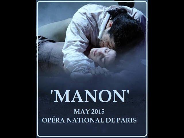 ROBERTO BOLLE and Aurelie Dupont - L'Histoire de Manon