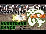 Dragon Nest PvP : Tempest Hurricane Dance - Awakening KOF Lv. 93 KDN Spec Mode.