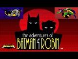 Adventures of Batman and Robin SEGA mega driveGenesis (Приключения Бэтмена и Робина) 032