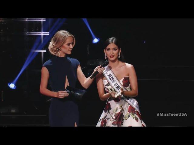 Miss Teen USA 2016 - Miss Universe Pia Alonzo Wurtzbach