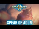 StarCraft 2 Legacy of the Void Spear Of Adun Hard