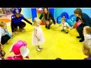 День рождения Милены! Щенячий патруль Гонщик и Скай играют с детьми Поздравле ...