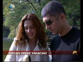 Özcan Deniz-Meltem Cumbul-Kanal D Haber- (17.10.2008)