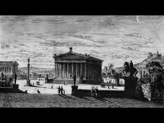 Религиозные институты Античного мира (рассказывает историк Харийс Туманс)