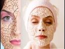 Маски для лица. Маска для сухой кожи лица. Маска для чувствительной кожи лица.