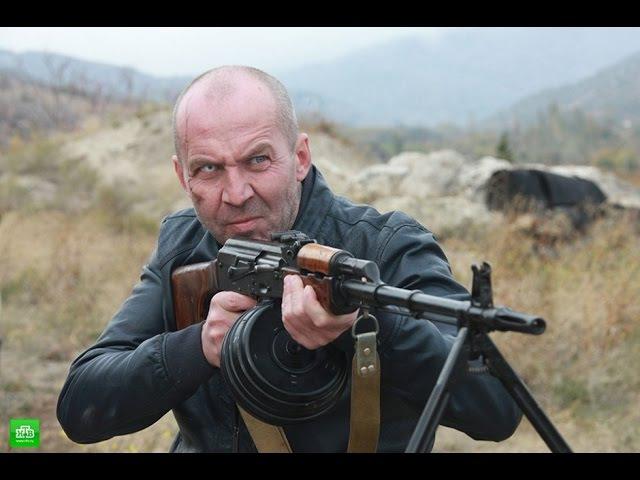 Русский характер. Отличный криминальный русский боевик (HD)