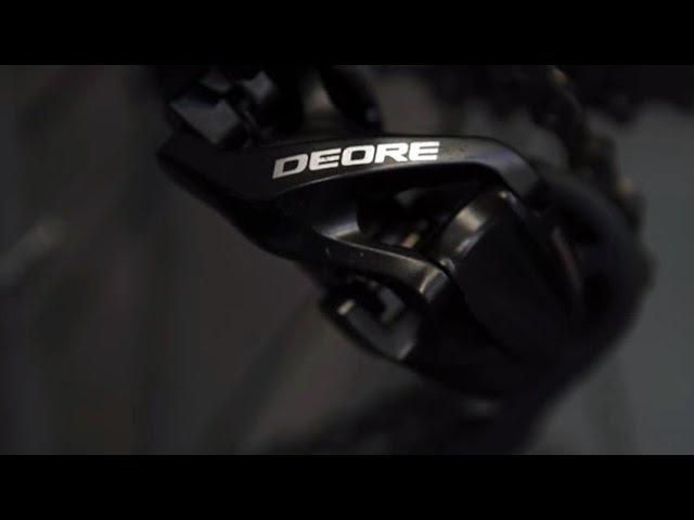 Группы оборудования Shimano для MTB их различия и назначение