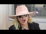 Lady Gaga  REAL VOICE (WITHOUT AUTO-TUNE)