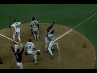 1995 ALDS Gm5: Griffey scores the game-winning run