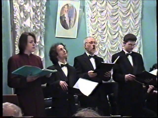 C.W.Gluck Le Cinese. 3 countertenor: J.Zdorov, J.Borisov, E.Zhuravkin