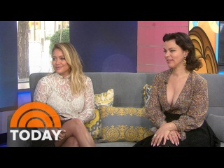 Hilary Duff, Debi Mazar: We're Surprised About The Success Of 'Younger' | TODAY