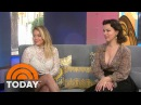 Hilary Duff, Debi Mazar: We're Surprised About The Success Of 'Younger'   TODAY