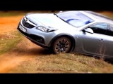 2016 OPEL INSIGNIA COUNTRY TOURER - EXTREME OFF-ROAD TEST DRIVE NASTY GIRL