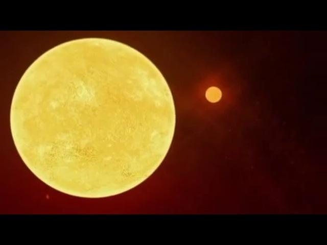 National Geographic: Путешествие на край Вселенной