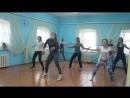 Dancehall с Ксенией Долгачевой DS_RISE_UP